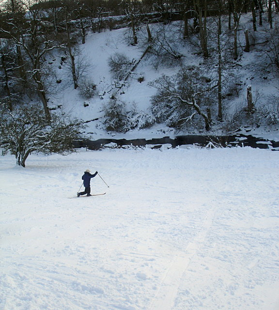 Bowes Red Run