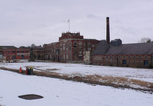 Dorchester Brewery / Brewery Square