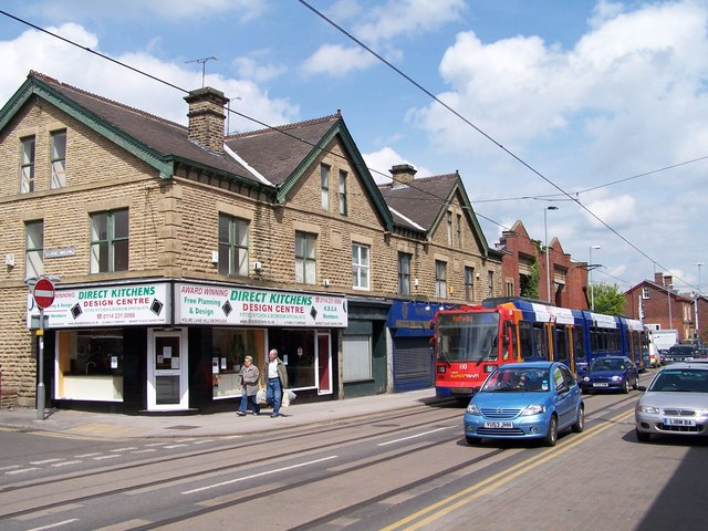 Holme Lane, Hillsborough, Sheffield - 1