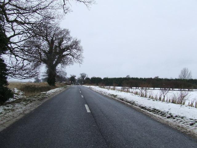 Troston Road
