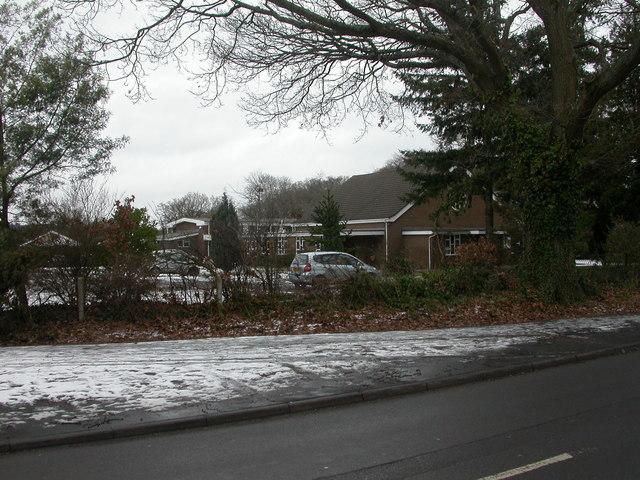 West Moors, Catholic church