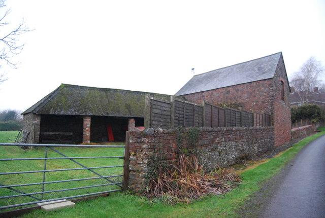Barn, Lower Halsway Farm