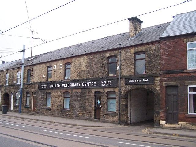 Veterinary Centre, Holme Lane, Hillsborough, Sheffield