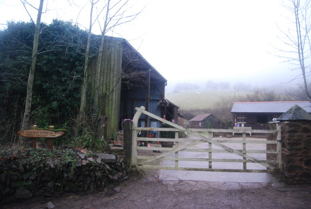 The Quantock School of Riding, Middle Halsway Farm