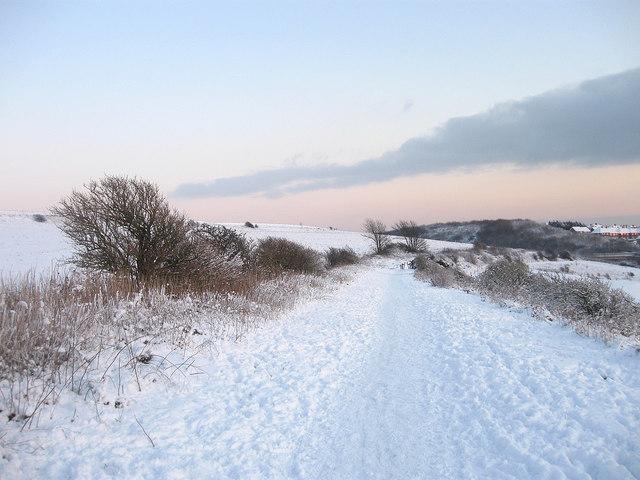 Dyke Railway Trail