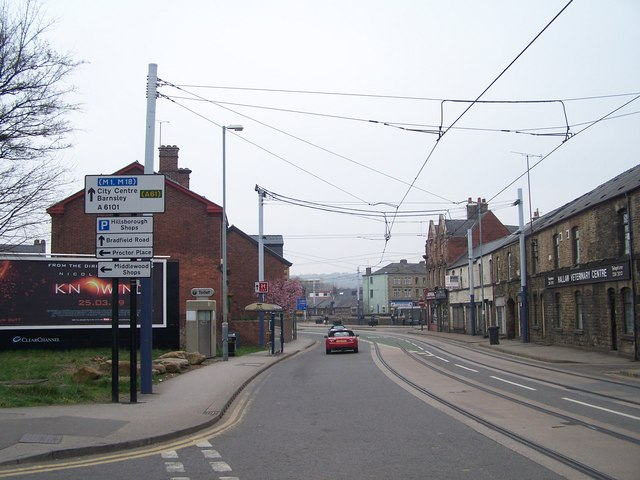 Holme Lane, Hillsborough, Sheffield - 2