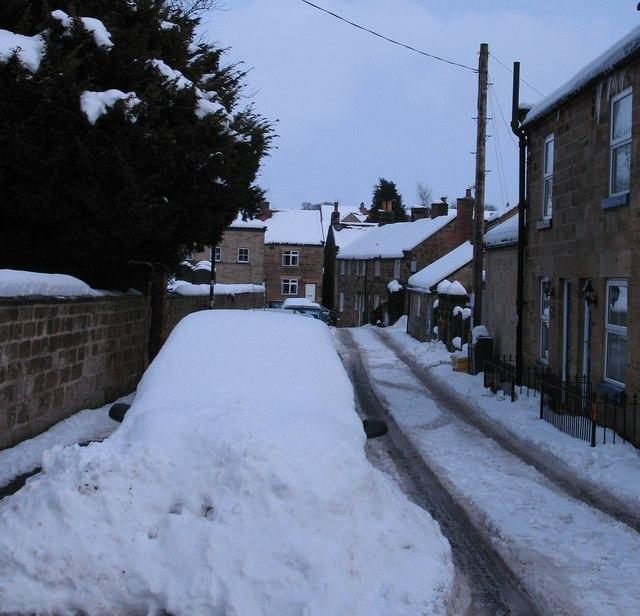 School Lane, Osmotherley