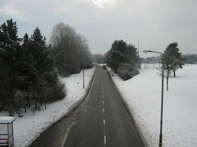 Moss Road, Abronhill