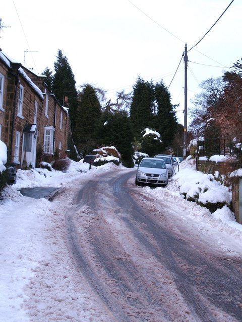North End, Osmotherley