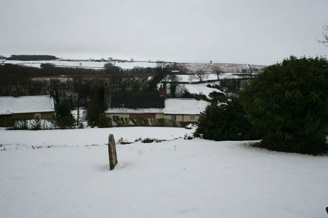 Another view from the churchyard