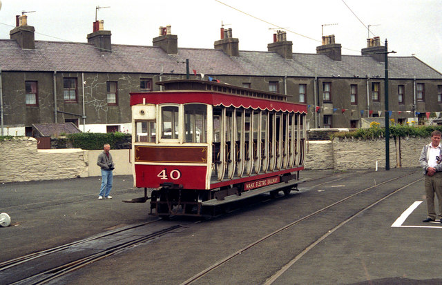 Ramsey, Manx Electric Railway