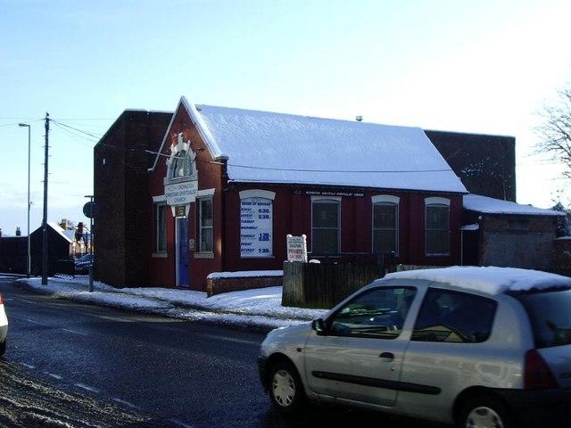 Erdington Christian Spiritualist Church