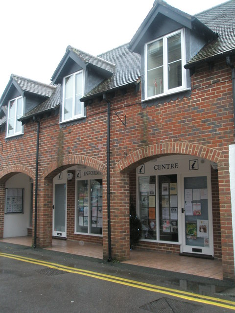 Tourist Information Centre in Arundel town centre