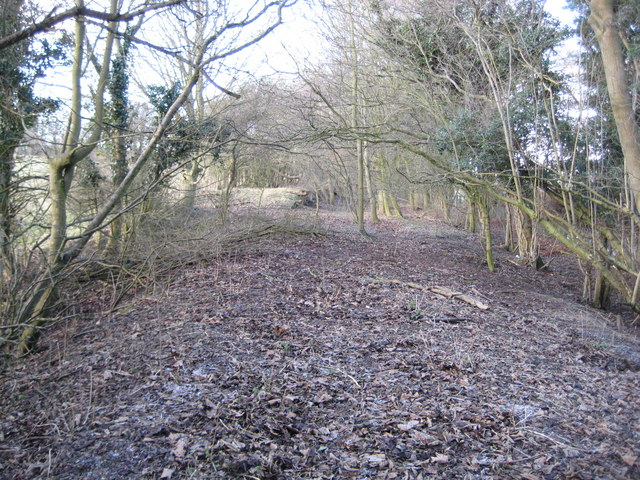 Woodspeen: Former Stockcross & Bagnor railway station