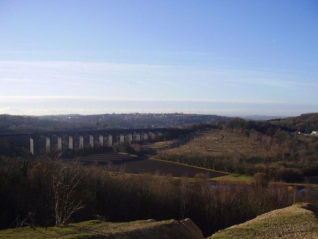 Viaduct and beyond.
