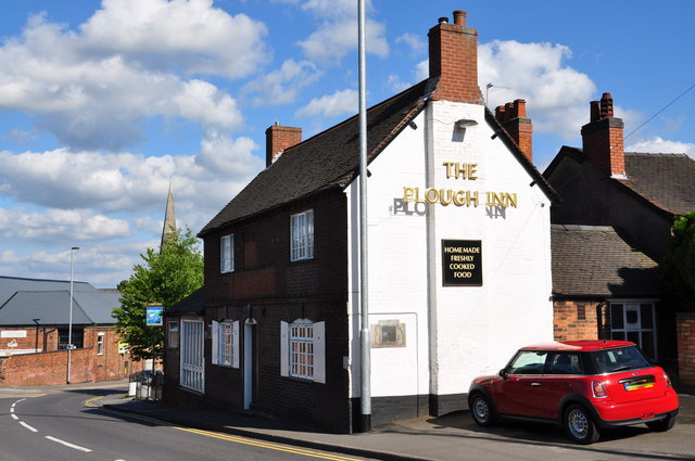 The Plough Inn - Horninglow Road North - Burton-on-Trent