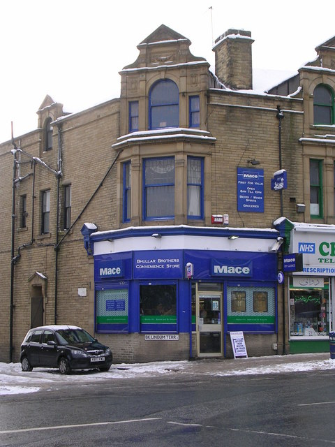 Mace Convenience Store - Oak Lane