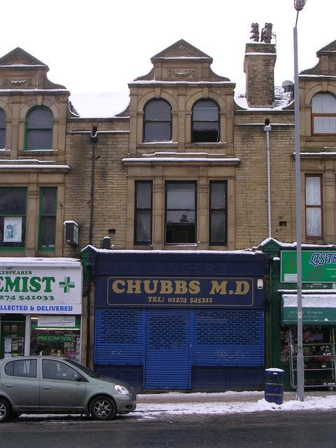 Chubbs M D - Oak Lane