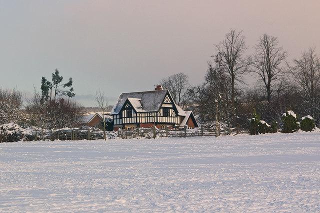 Cottage in Park Lane