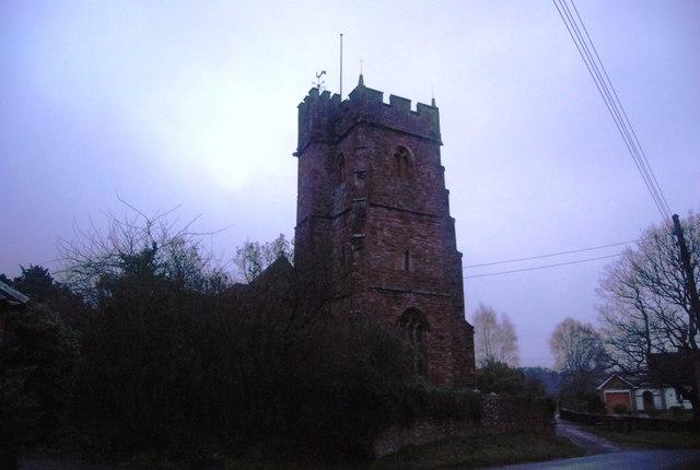 Church Tower, Church of St George, Bicknoller