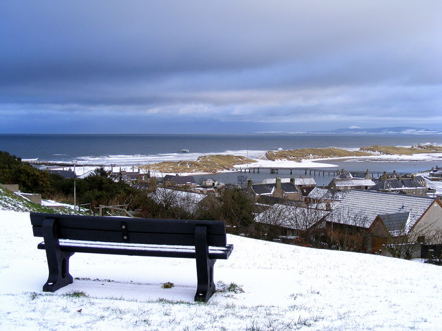 Looking towards the Moray Firth