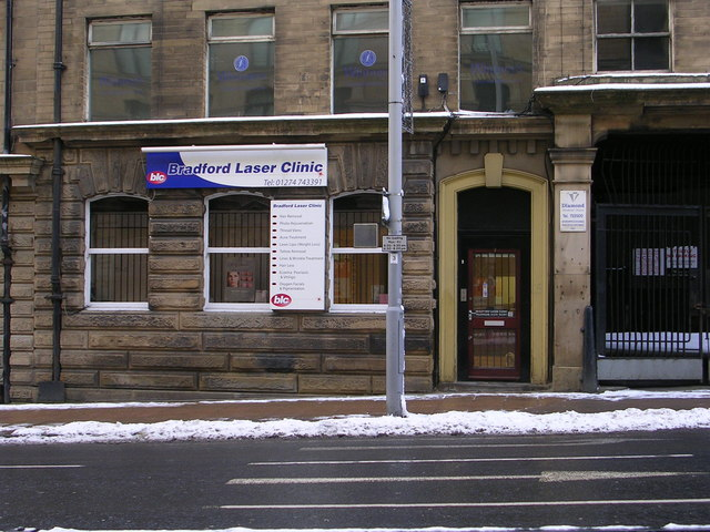 Bradford Laser Clinic - Cheapside