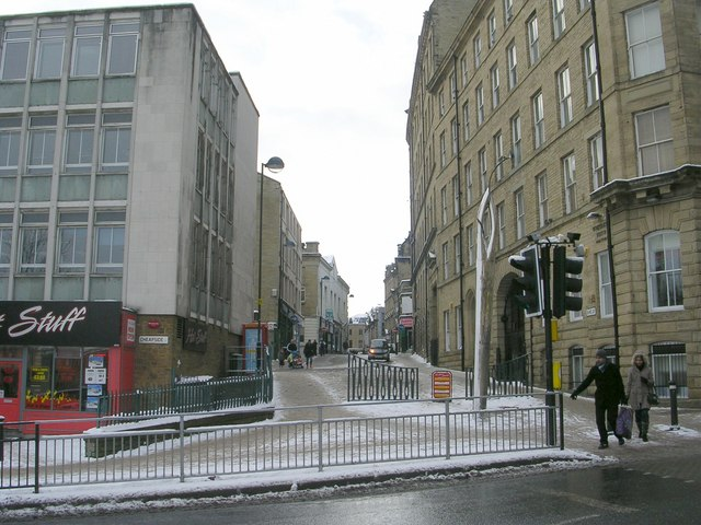 Duke Street - viewed from Cheapside