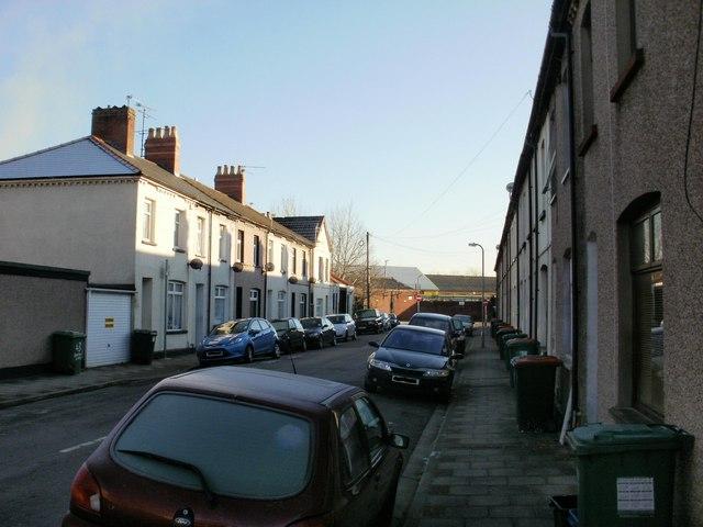 Gordon Street, Newport