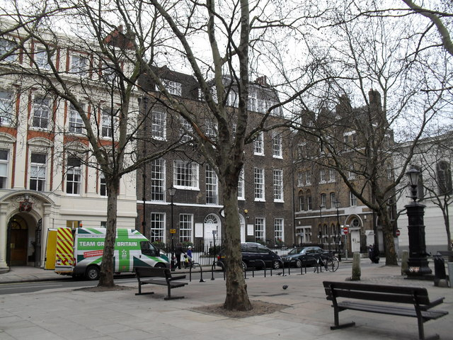 Seats in Queen Square