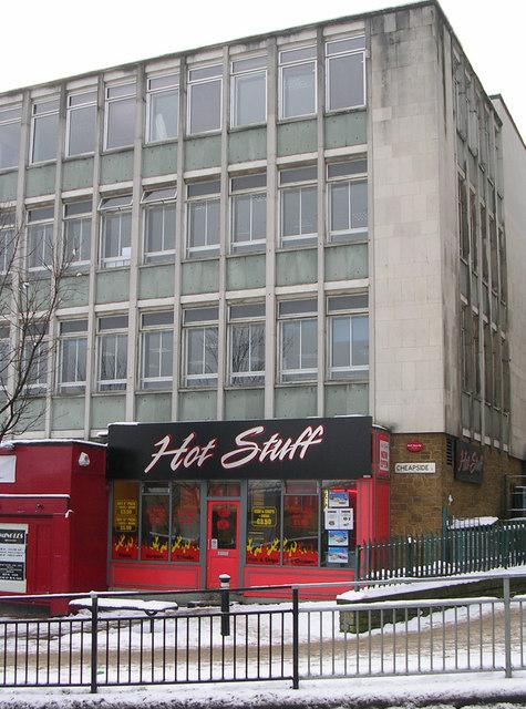 Hot Stuff - Cheapside