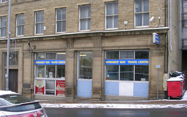 Howards Way Travel Centre - Cheapside