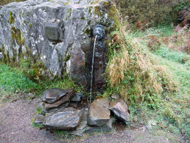 Moses' Well