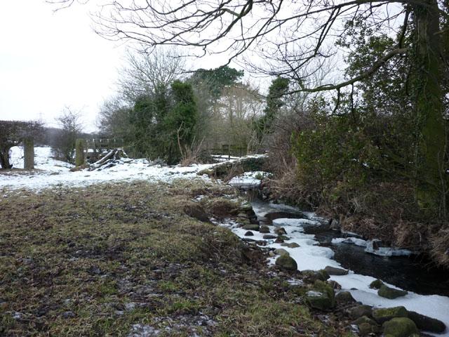 The bridges of Burrow Beck