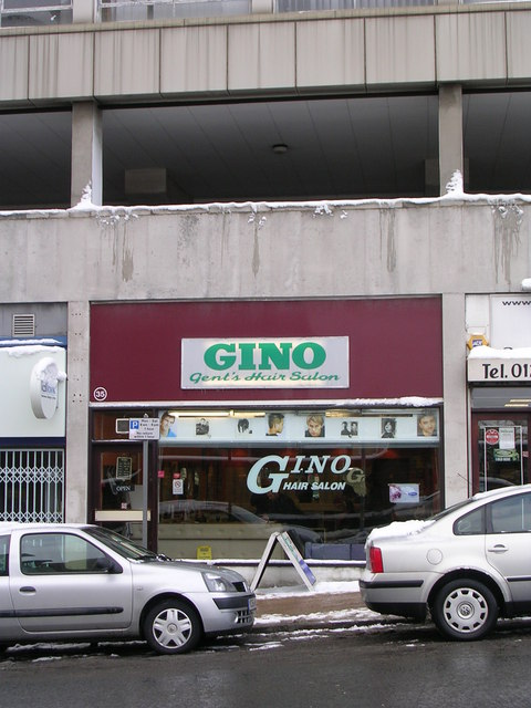 Gino Gent's Hair Salon - Cheapside