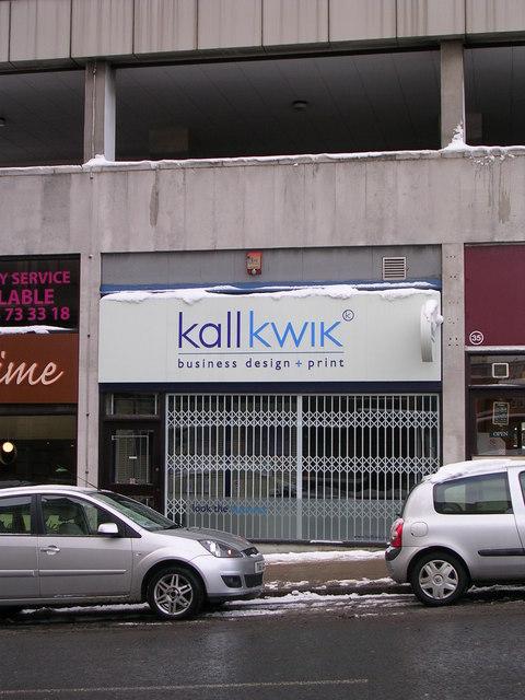 kall kwik - Cheapside