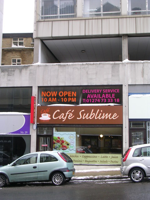 Cafe Sublime - Cheapside