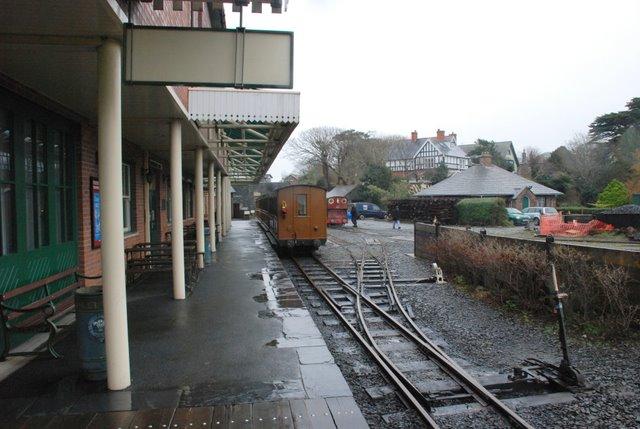 Tywyn Wharf station, Talyllyn Railway