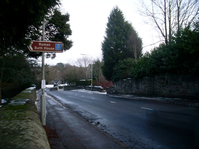 Roman Road, Bearsden