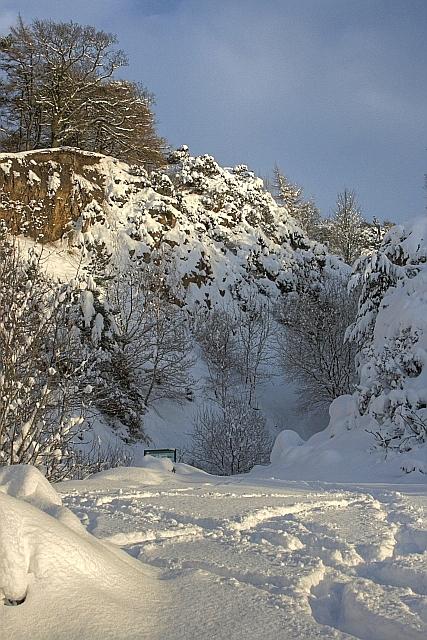 Cliff Ridge Quarry
