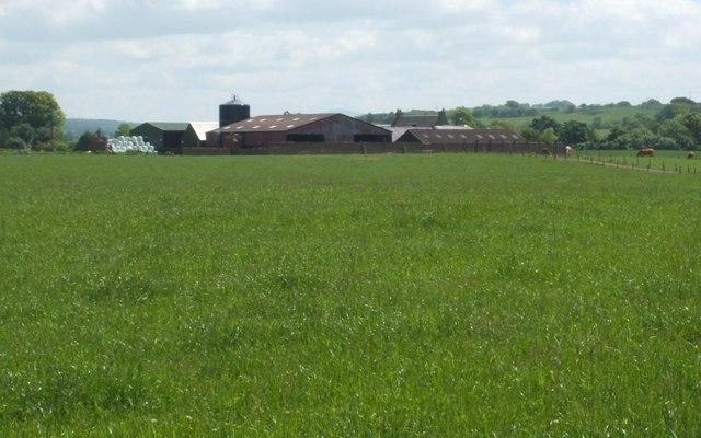 Upper Carbarns Farm