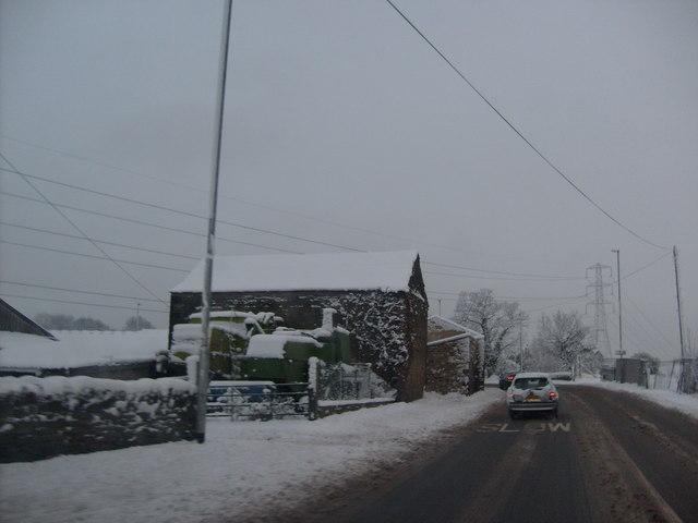 Sowood Farm, Sowood Lane
