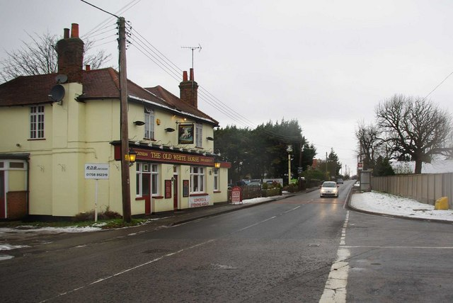 The Old White Horse