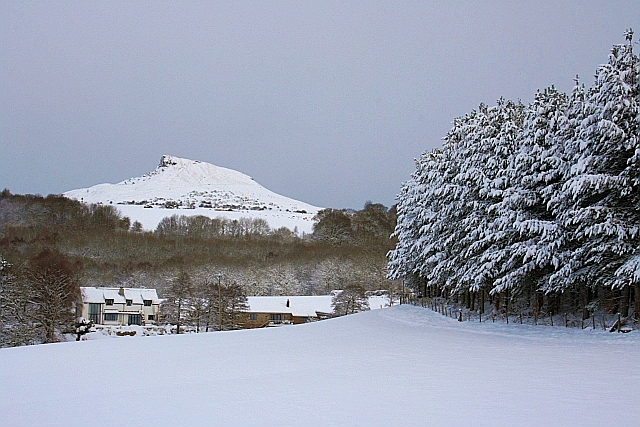 Roseberry From Larners Hill