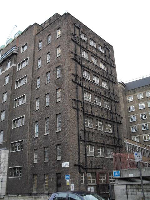 Stark building in Guilford Street