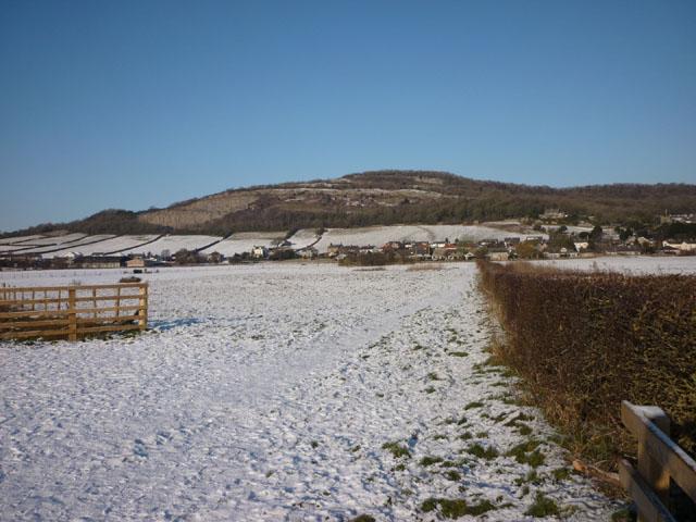 Warton to Millhead footpath