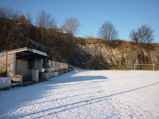 Millhead football pitch