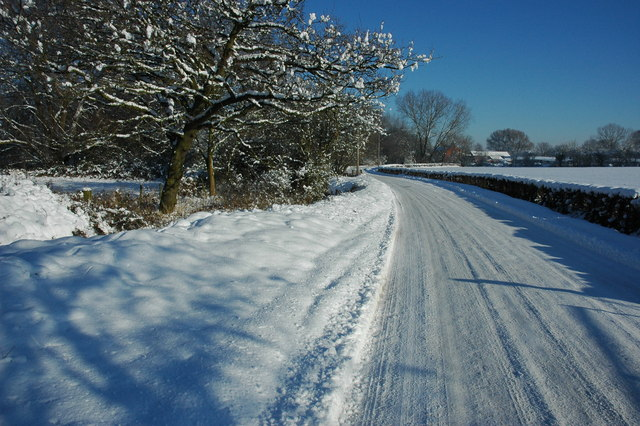 Road to Dunstall