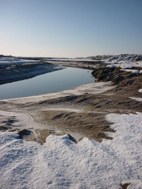 The tidal River Keer