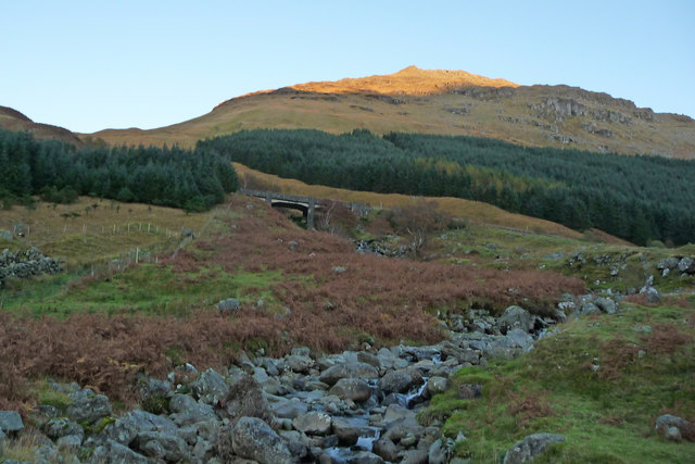 Croe Water and The Cobbler