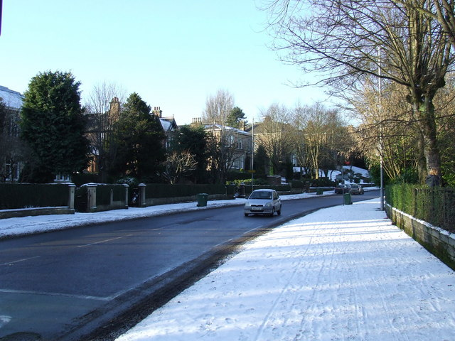 Nithsdale Road